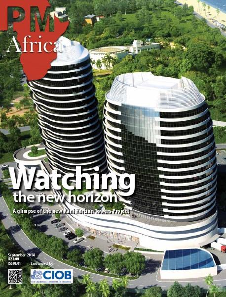PM Africa Magazine Issue 01