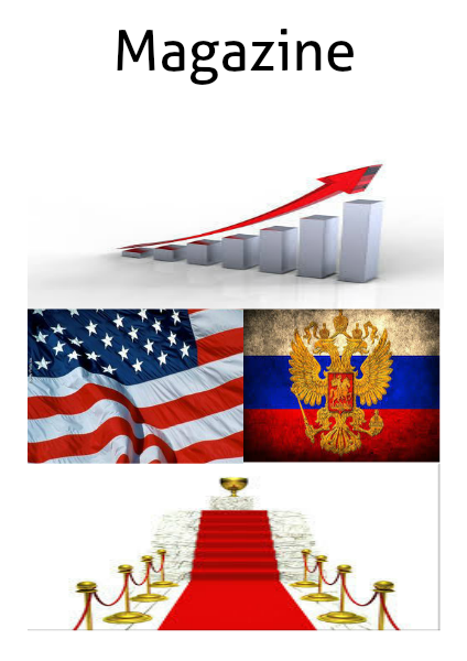 The riches people of Russia and America 1