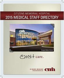 Citizens Memorial Hospital Medical Staff Directory