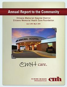CMH Annual Report