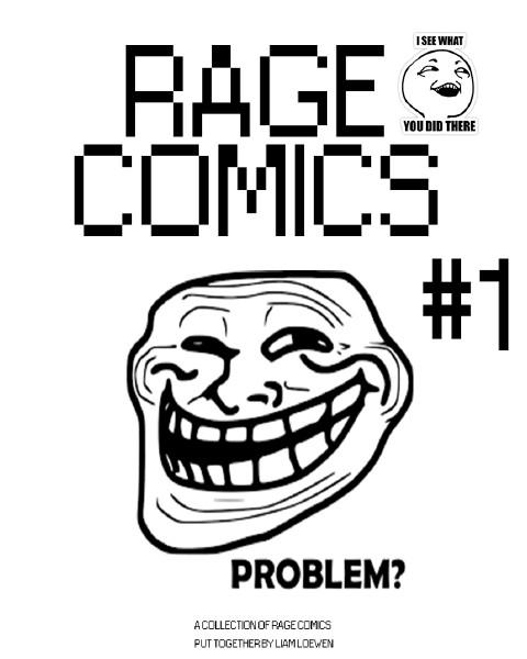 Rage Comics Weekly #1