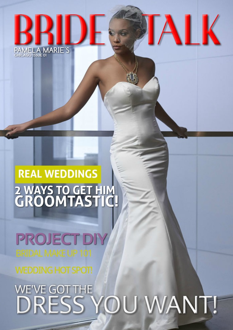 Bride Talk Issue 01