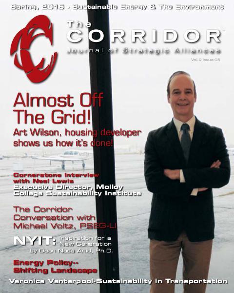 The Corridor Journal of Strategic Alliances Sustainable Energy & The Environment