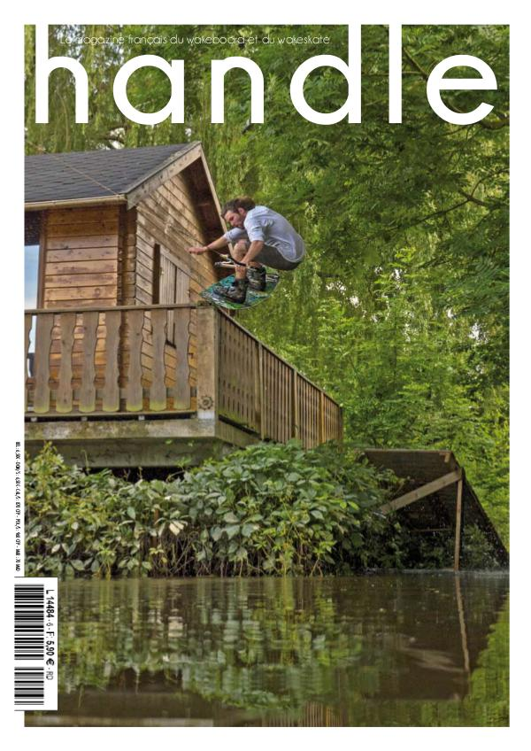HANDLE WAKEBOARD MAGAZINE #6