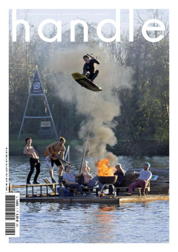 HANDLE WAKEBOARD MAGAZINE #7