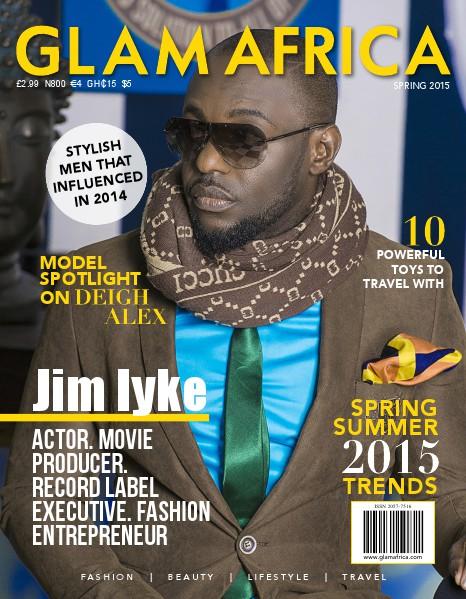 Glam Africa Spring 2015 (Jim Iyke) Glam Africa Spring 2015 (Jim Iyke)