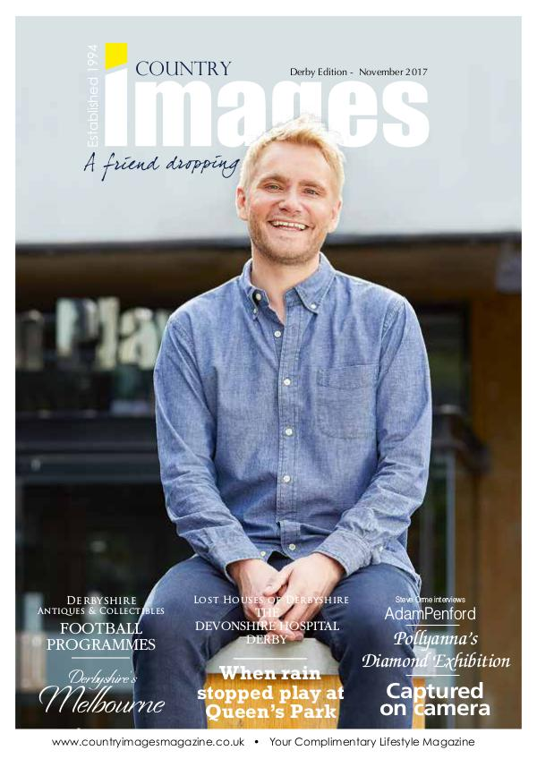 Country Images Magazine Derby Edition November 2017