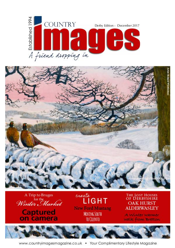 Country Images Magazine Derby Edition December 2017