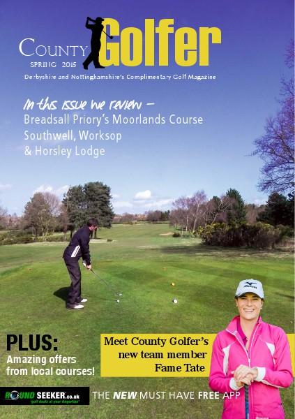 County Golfer Magazine Spring 2015