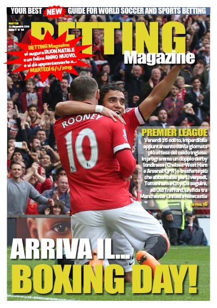 Betting Magazine 12 2014