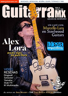 Revista GuitarraMX