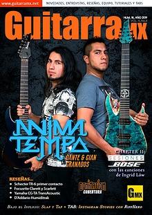 Revista GuitarraMX