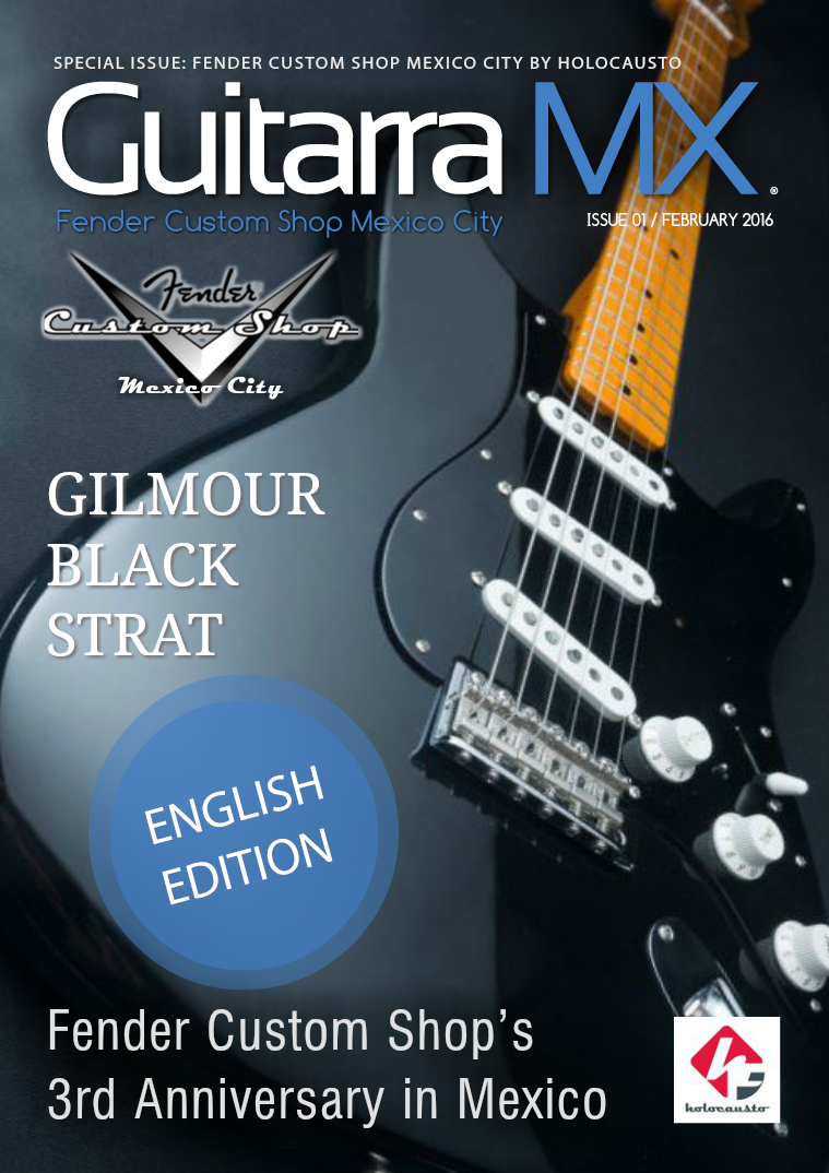 GuitarraMX FCSMC FEB-2016