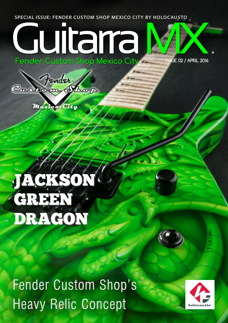GuitarraMX FCSMC APR-2016