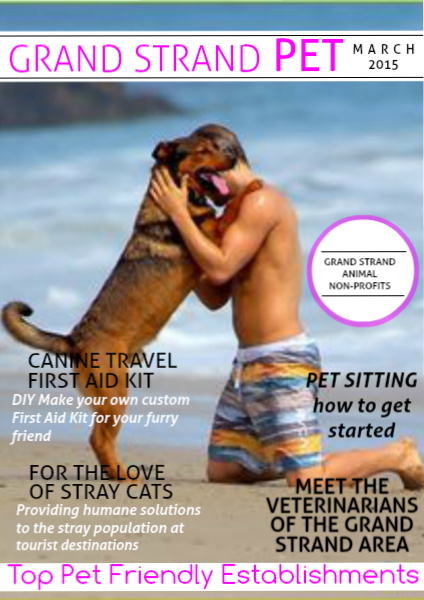 Health, Wellness and Fitness for People & Pets March 2015