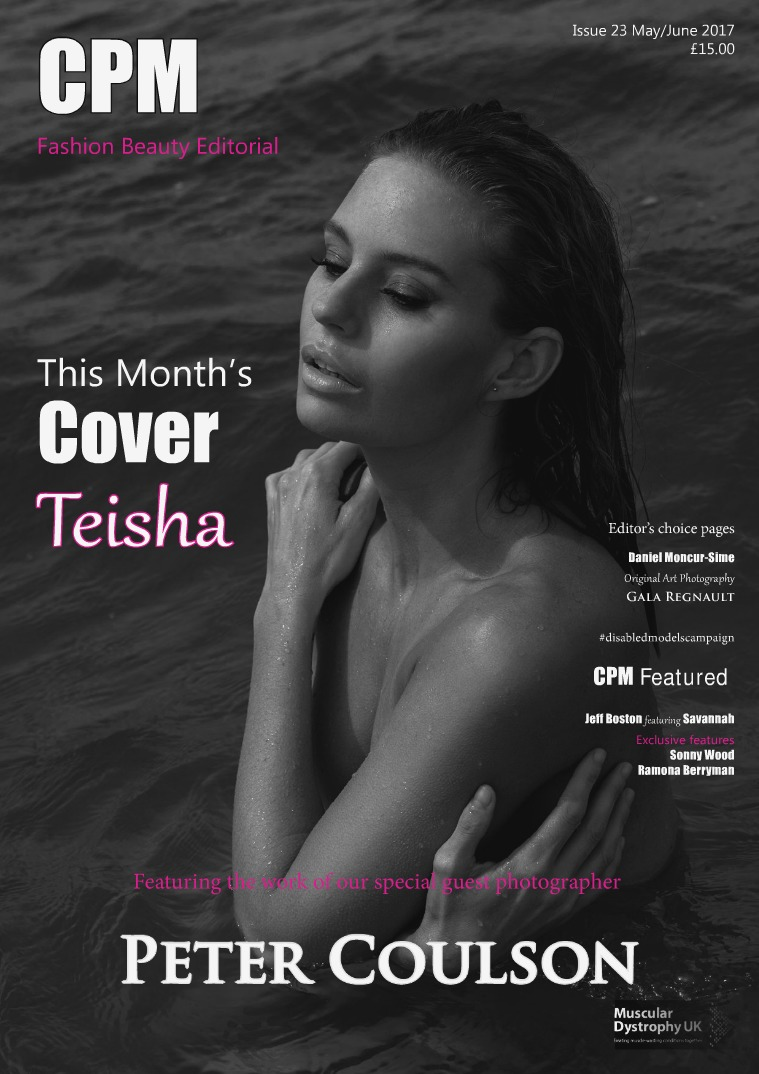 Creative Portrait Magazine CPM ISSUE 23 MAY JUNE 2017 ©copyright