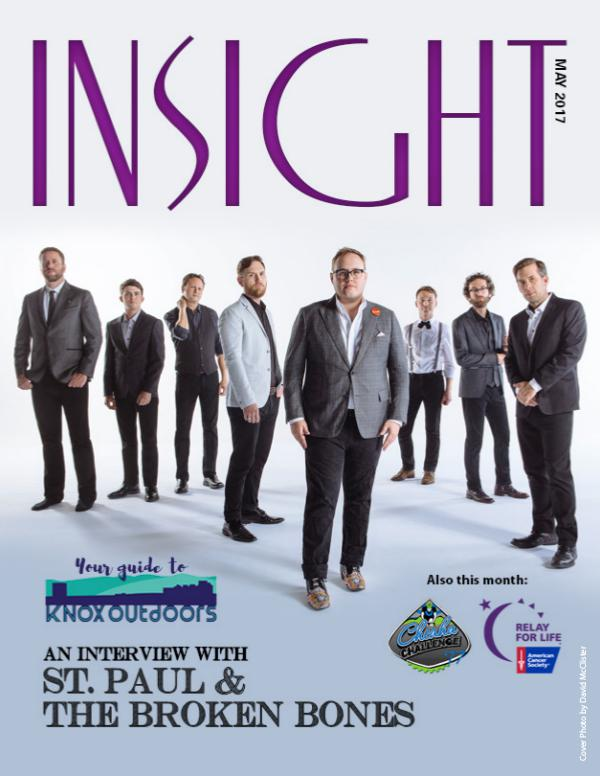 INSIGHT Magazine May 2017
