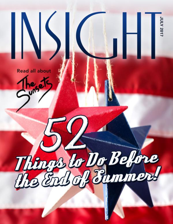 INSIGHT Magazine July 2017