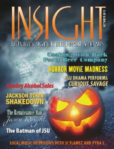 INSIGHT Magazine October 2013
