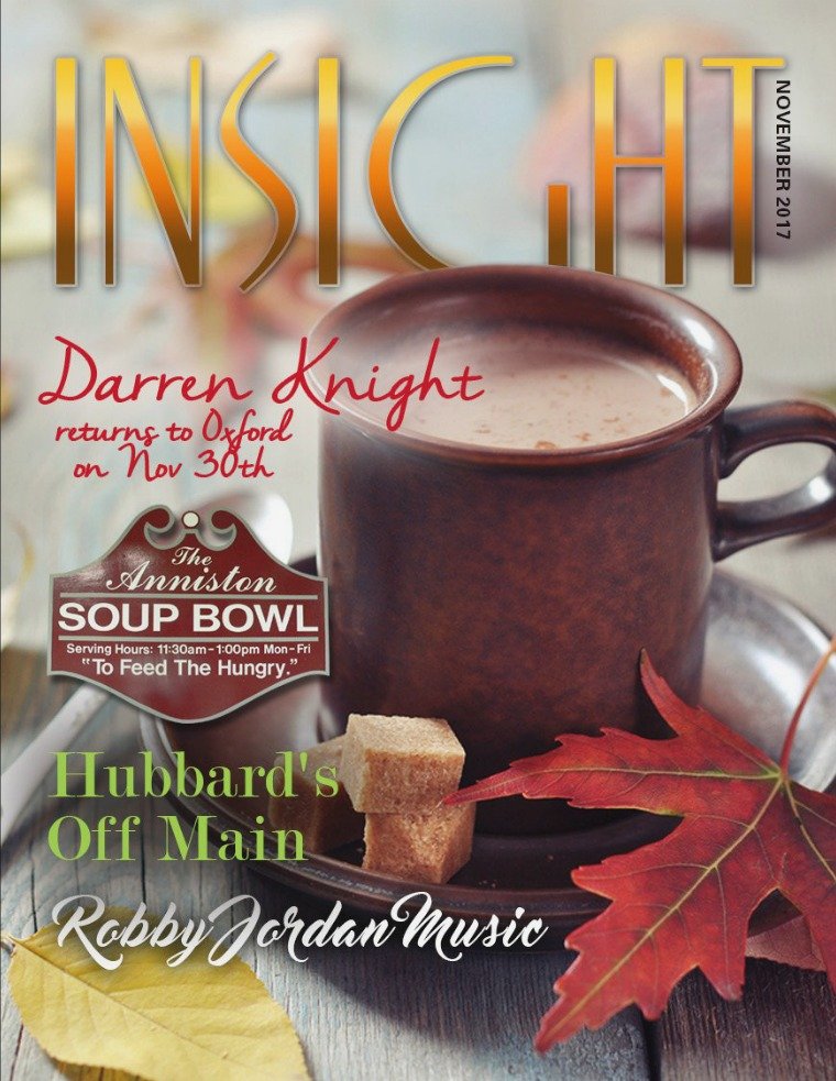 INSIGHT Magazine November 2017