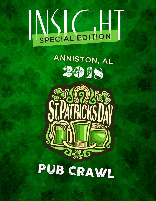 St Patrick's Day Pub Crawl Special Edition