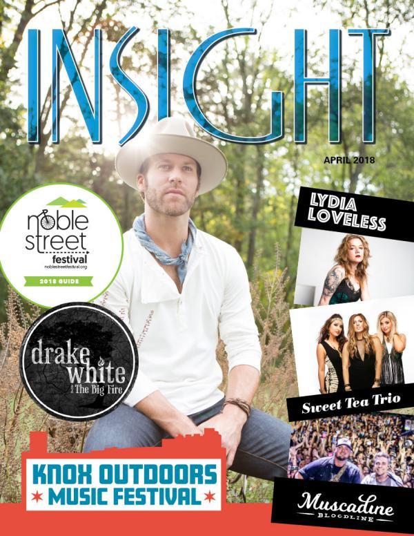 INSIGHT Magazine April Issue