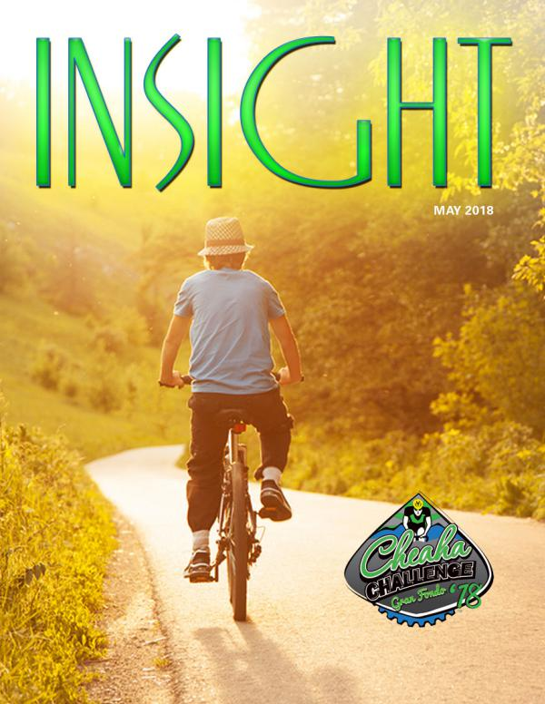 INSIGHT Magazine May 2018