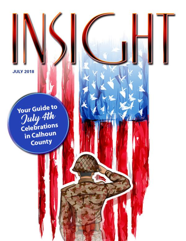 INSIGHT Magazine July 2018