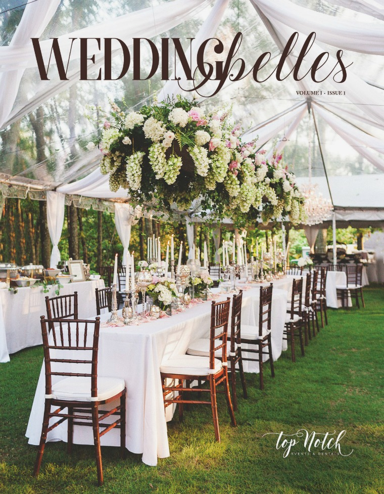 Wedding Belles Magazine Volume I Issue 1