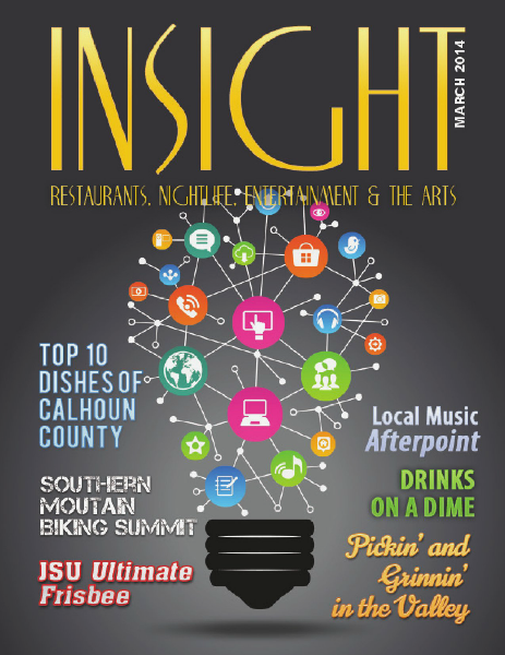 INSIGHT Magazine March 2014