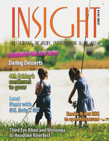 INSIGHT Magazine June 2014