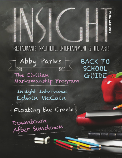 INSIGHT Magazine August 2014