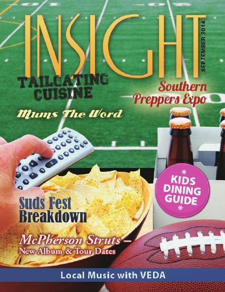 INSIGHT Magazine September 2014