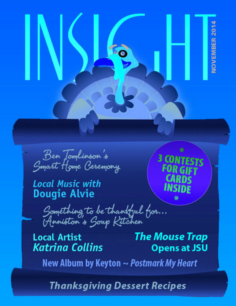 INSIGHT Magazine November 2014