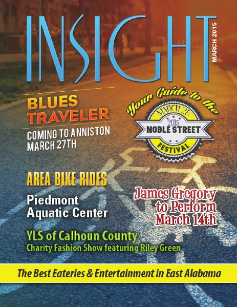 INSIGHT Magazine March 2015