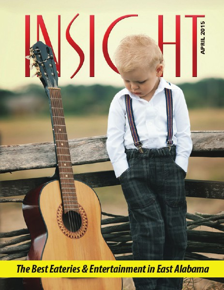 INSIGHT Magazine April 2015