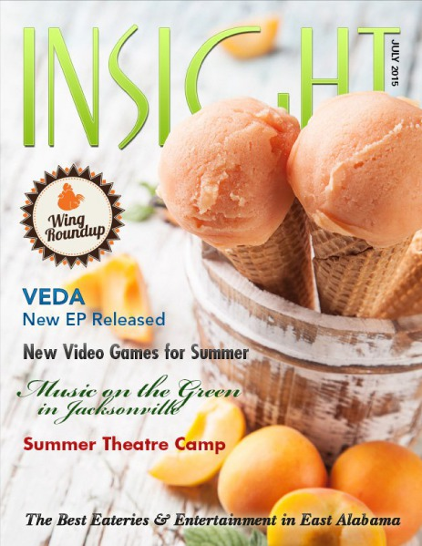 INSIGHT Magazine July 2015