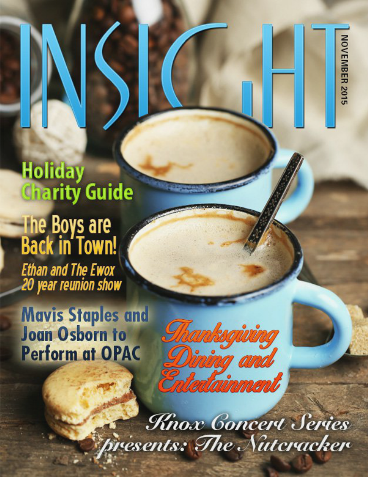 INSIGHT Magazine November 2015