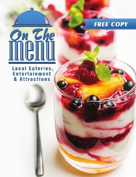On The Menu Issue 4 Calhoun County