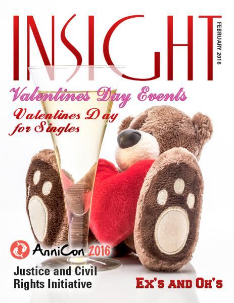 INSIGHT Magazine February 2016