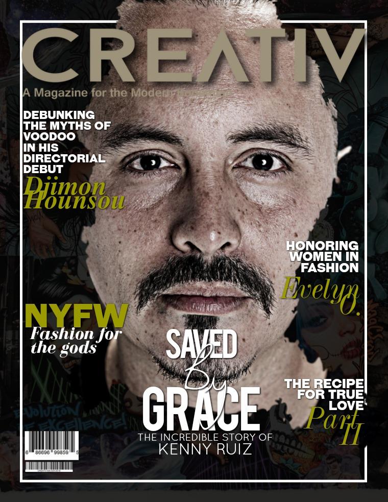 CREATIV MODERN BOHEMIAN MAGAZINE. CREATIV MAR-APR 2018