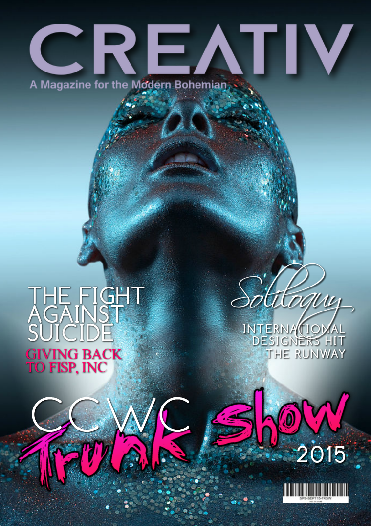 CREATIV MAGAZINE CREATIV SPECIAL ISSUE - CCWC TRUNK SHOW