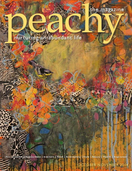 Peachy the Magazine October November 2014