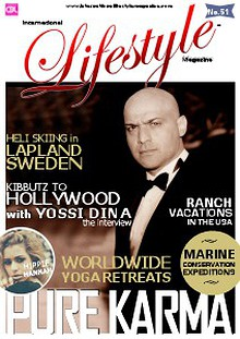International Lifestyle Magazine