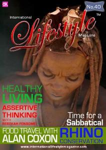 International Lifestyle Magazine Jul. 2012