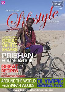 International Lifestyle Magazine Aug. 2012