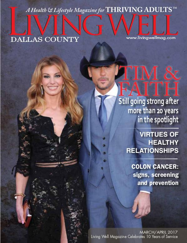 Dallas County Living Well Magazine March/April 2017