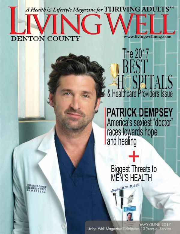 Denton County  Living Well Magazine May/June 2017