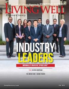 Denton County  Living Well Magazine Fall 2013