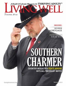 Texoma Living Well Magazine Summer 2013